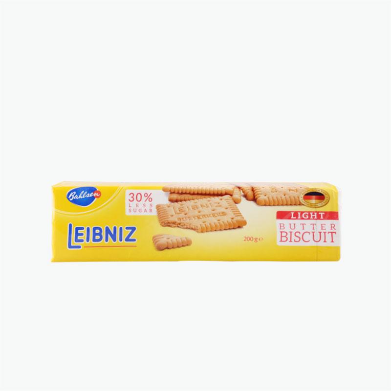 BAHLSEN Leibniz Light Butter Biscuits 200g