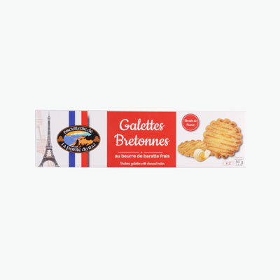 Brittany Galette With Butter 80g