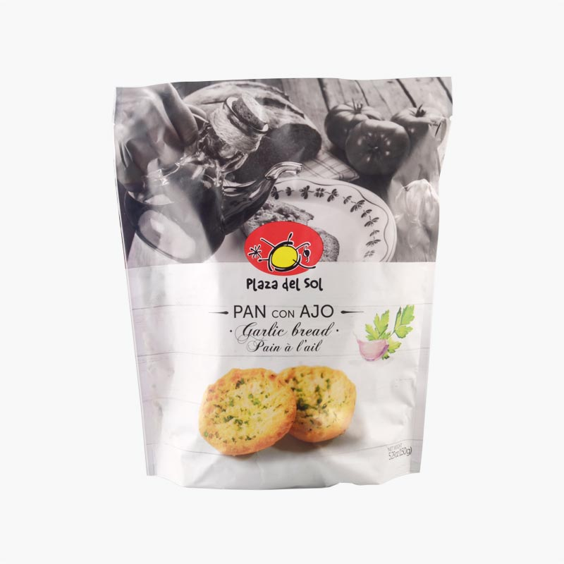Plaza Del Sol Garlic Savory Rusks (Pastries) 150g
