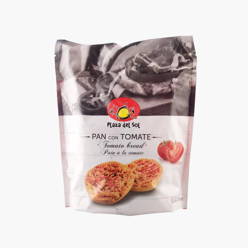 Plaza Del Sol Tomato-Flavored Rusks (pastries) 150g