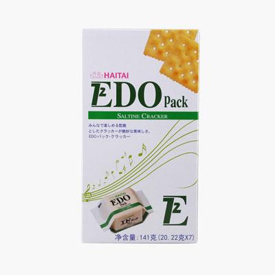 Edo Pack, Saltine Crackers 141g