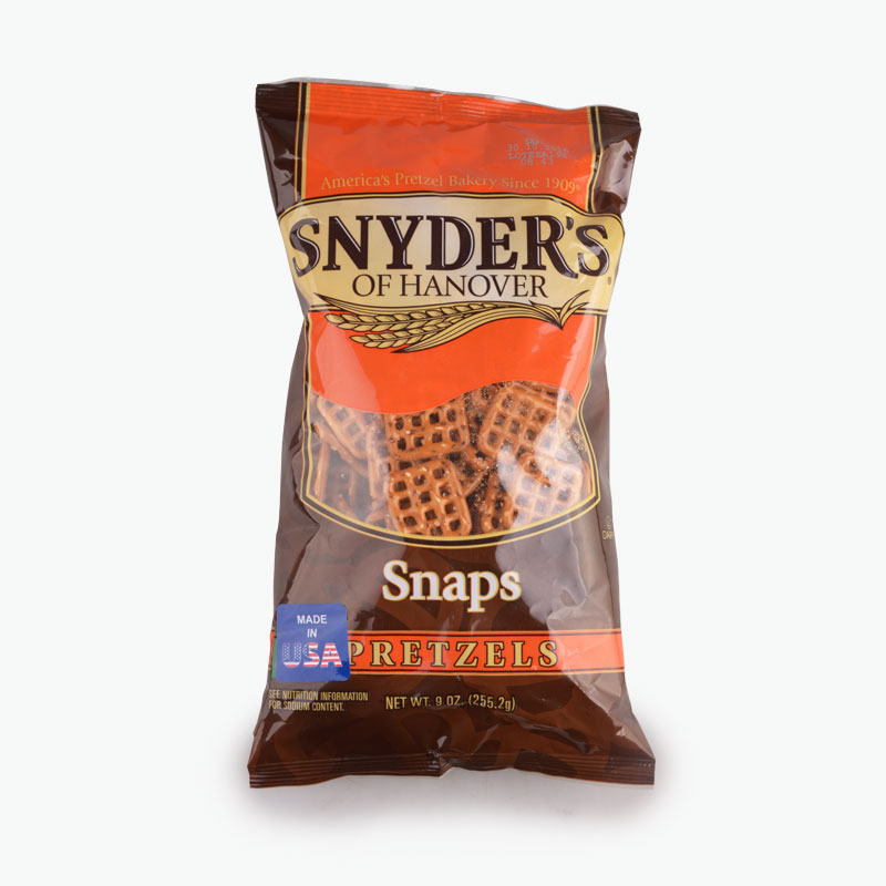 Snyder's of Hanover, Pretzel Snaps 255.2g