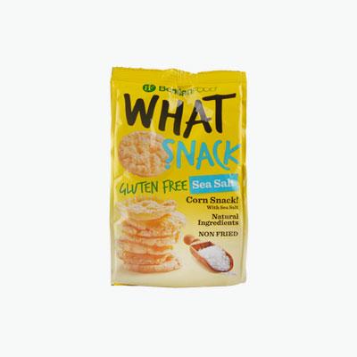 Benlian Sea Salt Flavored Corn Snack 50g