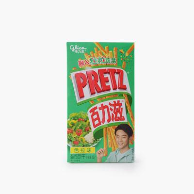 Glice, 'Pretz' Thin Bread Sticks (Ranch Dressing) 65g