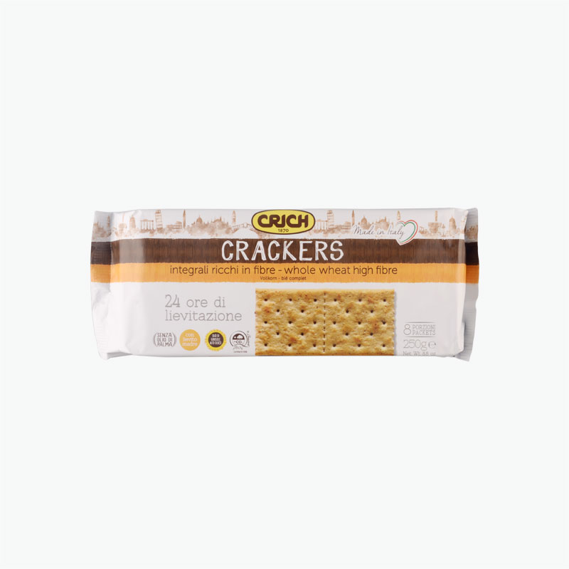 Crich Whole Wheat Crackers 250g