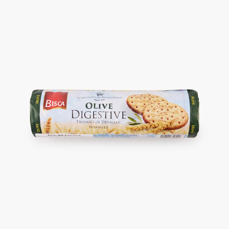 Bisca, Digestives (Olive) 400g