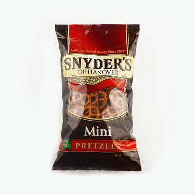Snyder's of Hanover, Mini Pretzels 255.2g