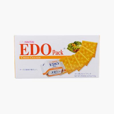 Edo Pack, Cheese Crackers 172g