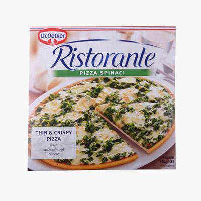 Dr.Oetker Ristorante Spinach Pizza 390g