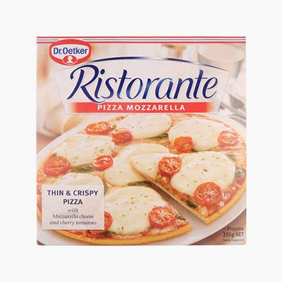 Dr. Oetker 'Ristorante' Mozzarella Pizza 335g