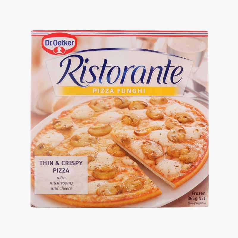 Dr. Oetker, 'Ristorante' Mushroom Pizza 365g