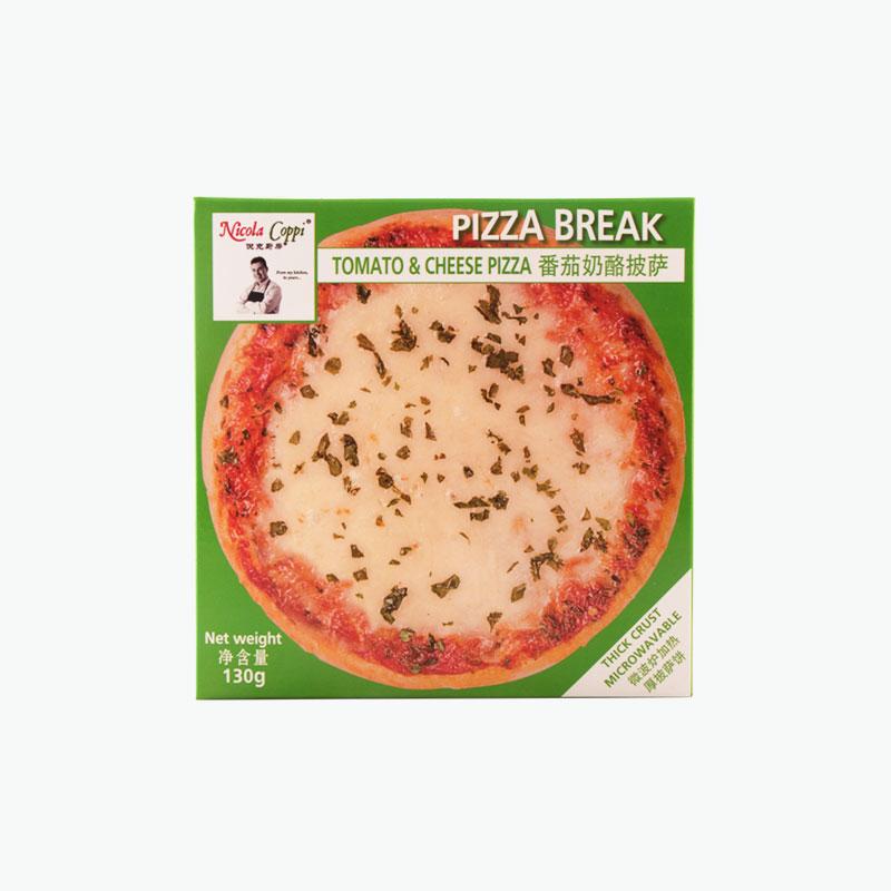 Nicola Coppi, Pizza Tomato & Cheese 130g 6 inch