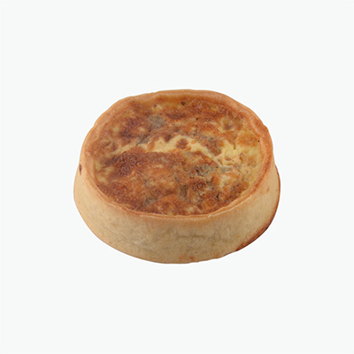 Ham and Cheese Quiche  140g