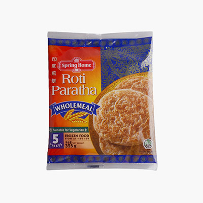 Spring Home Wholemeal Roti 325g