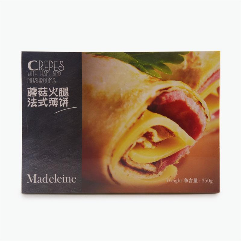 Madeleine Ham and Mushroom Crepe 350g