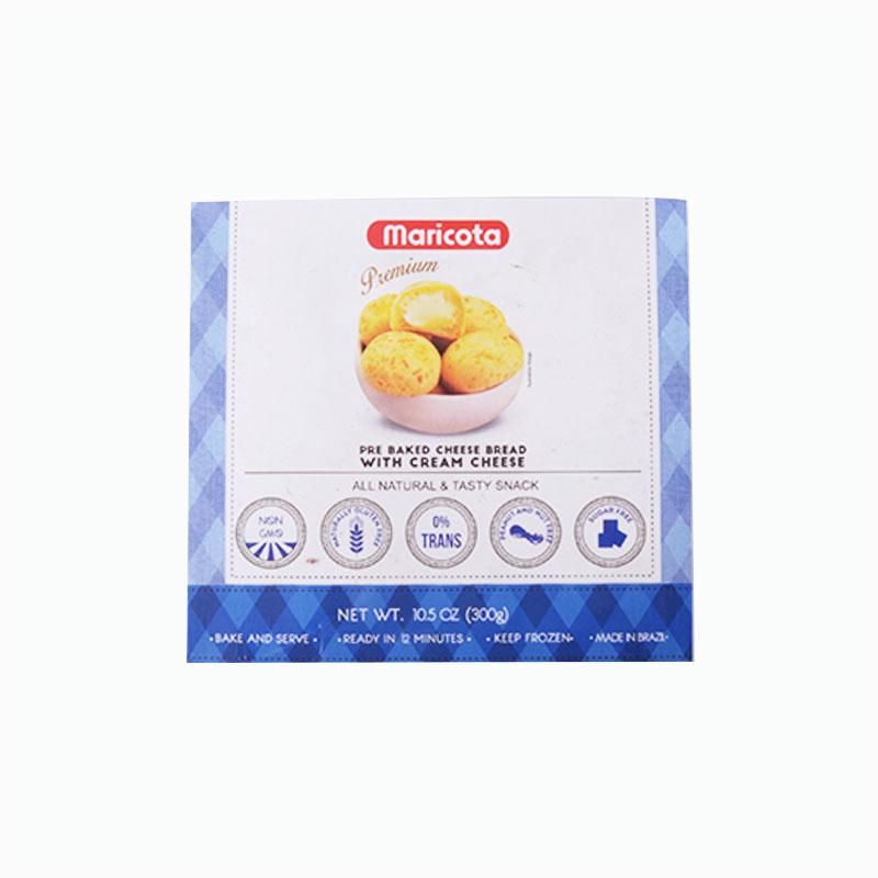 Maricota Pre Baked Cream Cheese Balls 300g