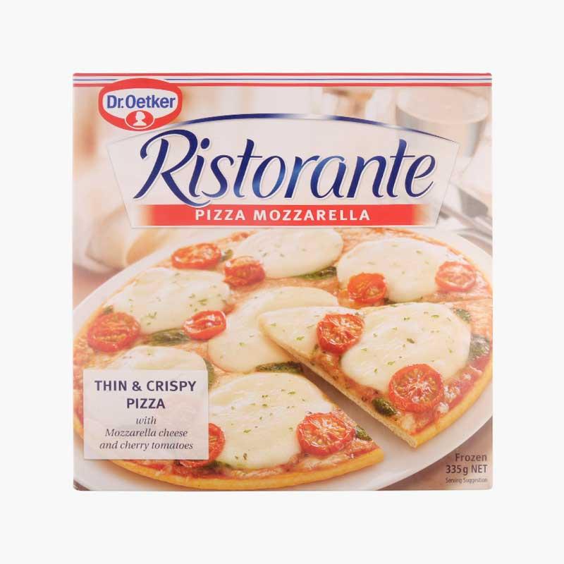 Dr. Oetker, 'Ristorante' Mozzarella Pizza 335g