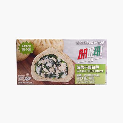 Baozza Spinach Cheese 180g