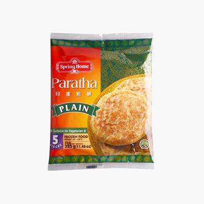 Spring Home Roti Paratha (Plain) 325g