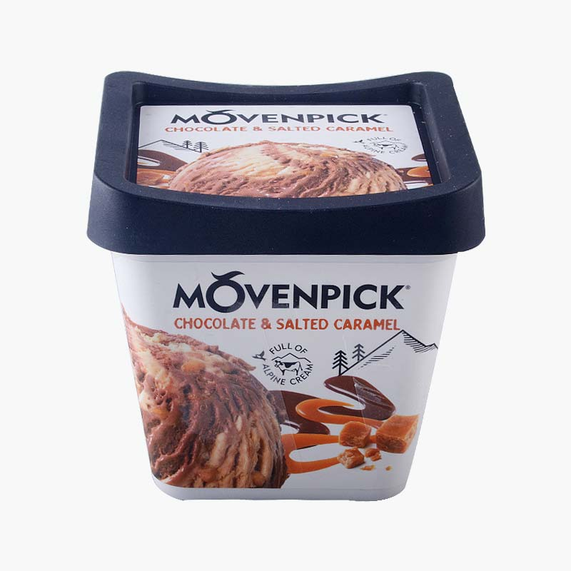 Movenpick Chocolate Salted Caramel Ice Cream 500ml