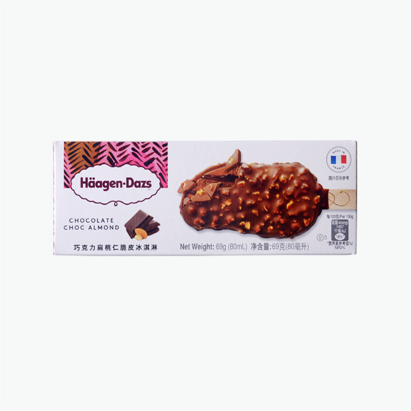 Häagen-Dazs, Chocolate Choc Almond 69g