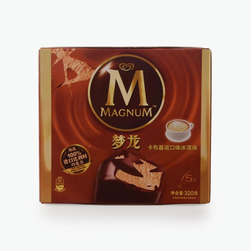 Magnum, Cappuccino Ice Cream Bars 64g x5