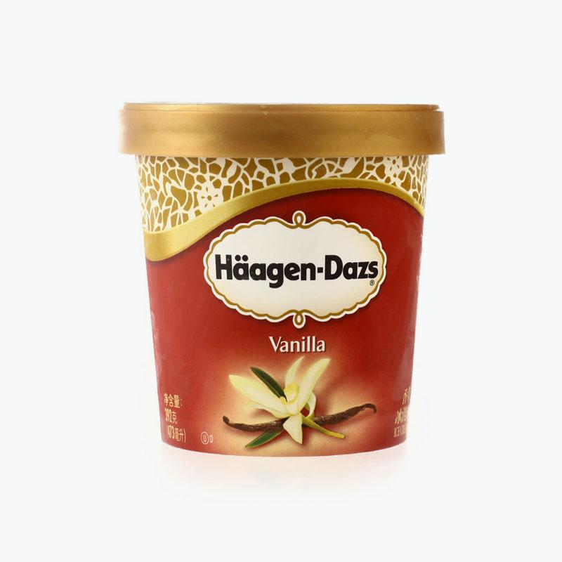Häagen-Dazs, Vanilla Ice Cream 392g