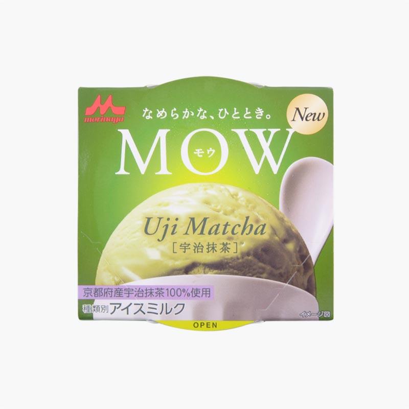 Morinaga Japanese Matcha Ice Cream 122g