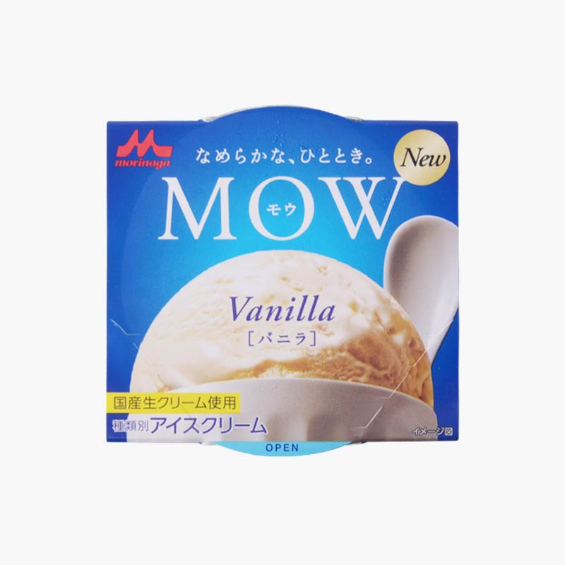Morinaga Japanese Vanilla Ice Cream 122g