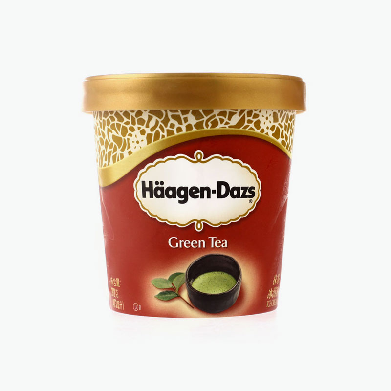 Häagen-Dazs, Green Tea Ice Cream 392g