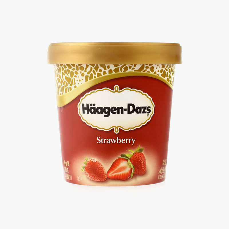 Häagen-Dazs, Strawberry Ice Cream 392g