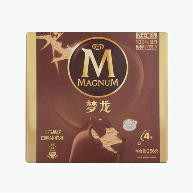 Magnum, Cappuccino Ice Cream Bars 64g x4