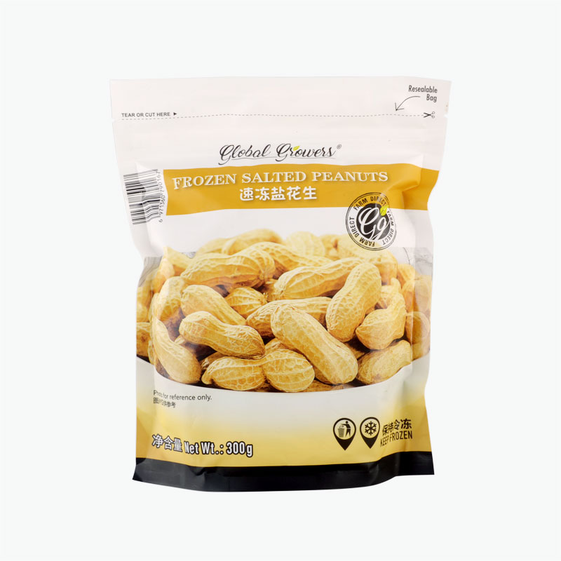 Global Growers Peanuts 300g