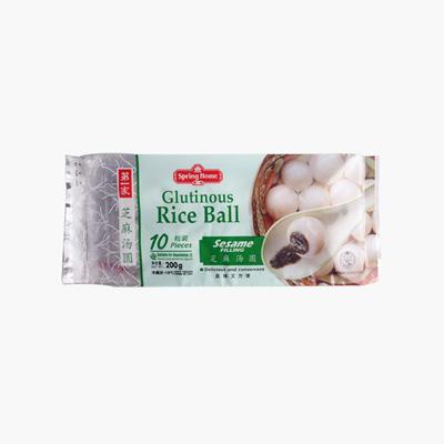 Spring Home Glutinous Sesame Rice Balls 200g