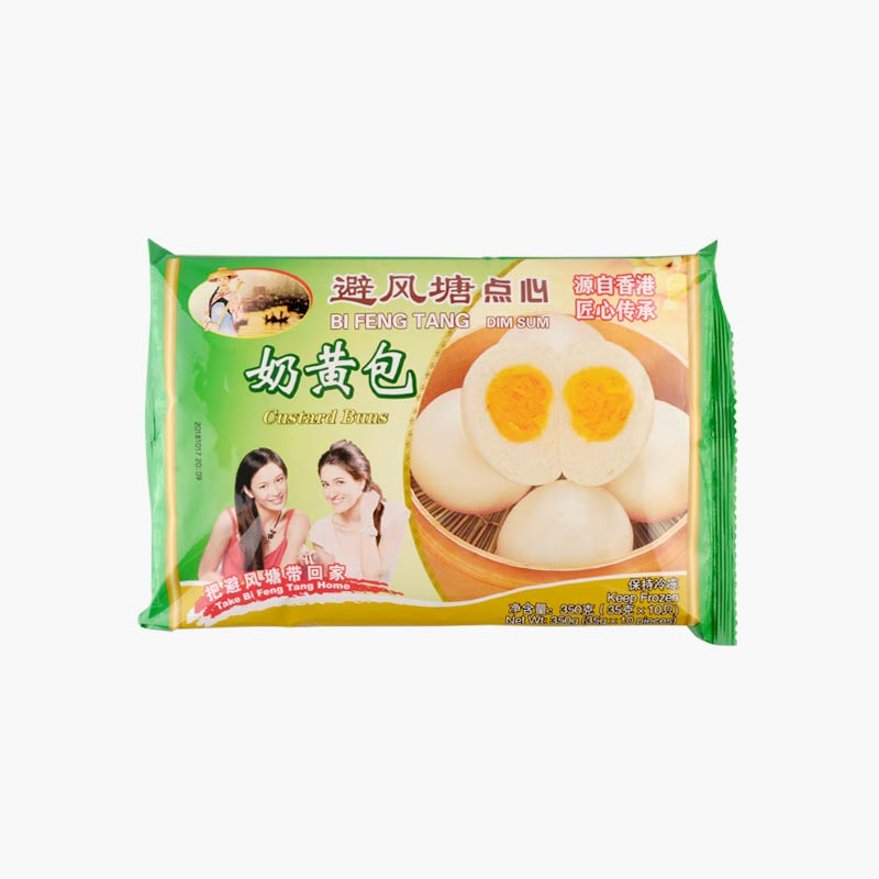 Typhoon Shelter Baozi Stuffed with Creamy Custard (large) 350g