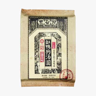 Gangyagou, Ningbo Tang Yuan (Seasame Paste) 320g