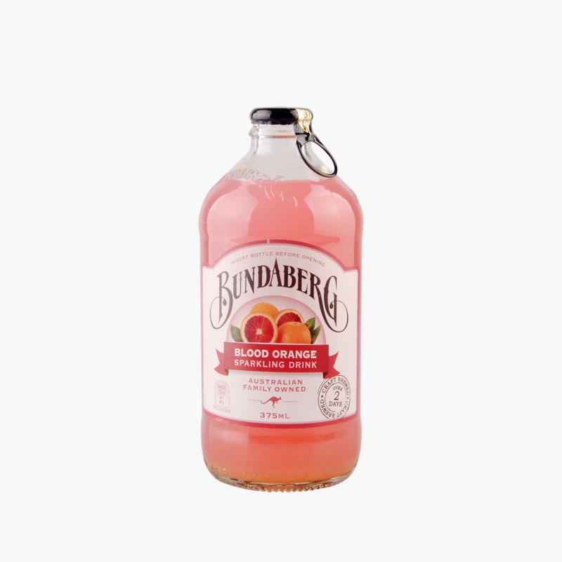 Bundaberg Blood Orange Sparkling Drink 375ml