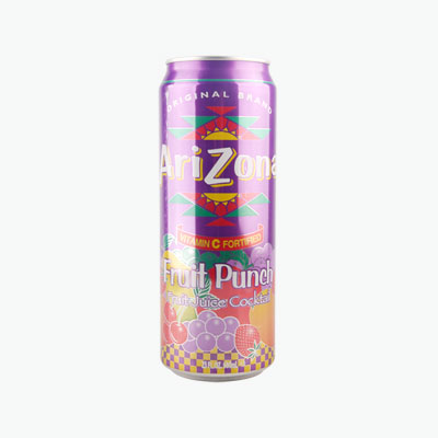 Arizona, Fruit Punch 680ml