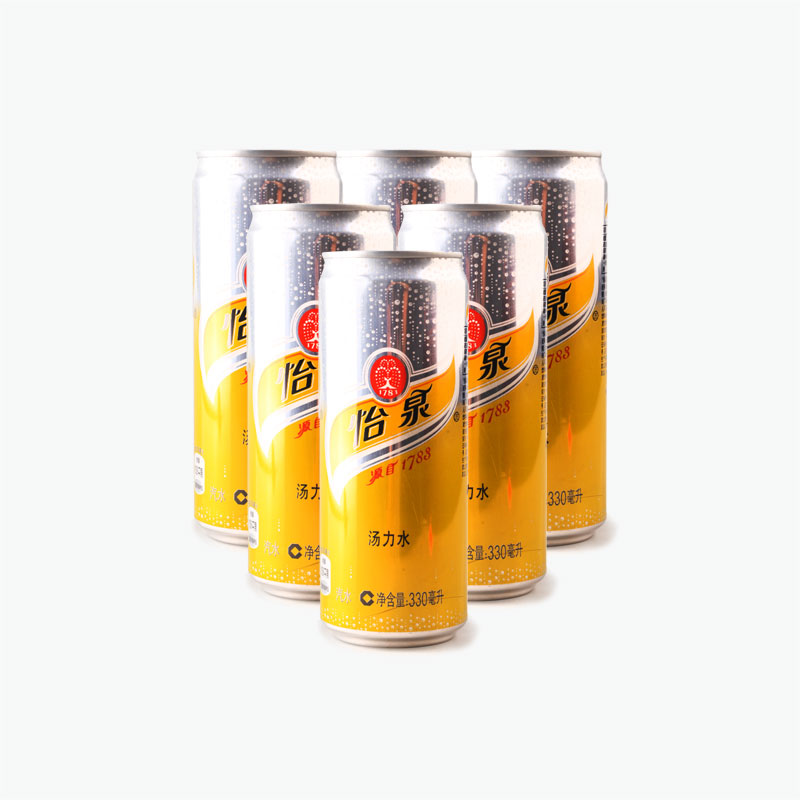 Schweppes, Tonic Water 330ml x6