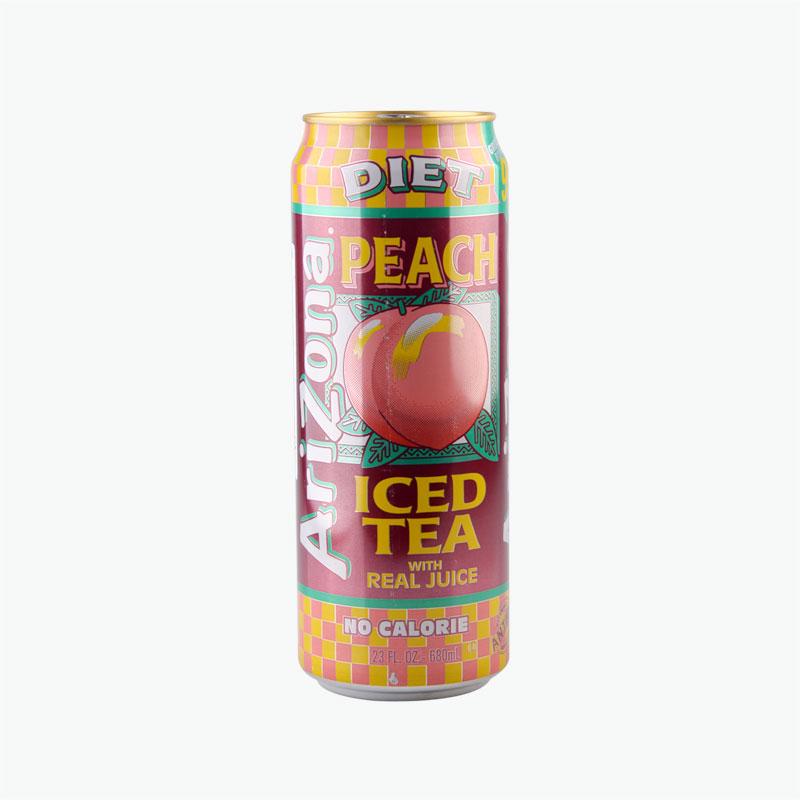 Arizona Peach Iced Tea 680ml