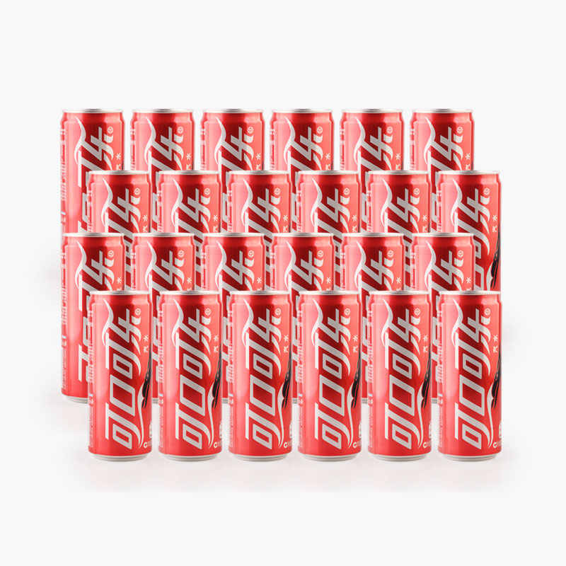 Coca Cola Classic 330ml x24
