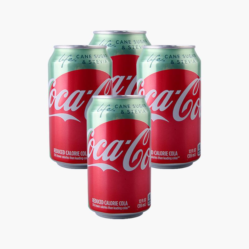 Coca Cola Life 355ml*4