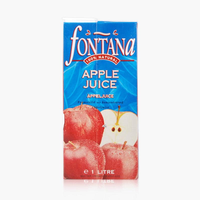 Fontana, Apple Juice 1L