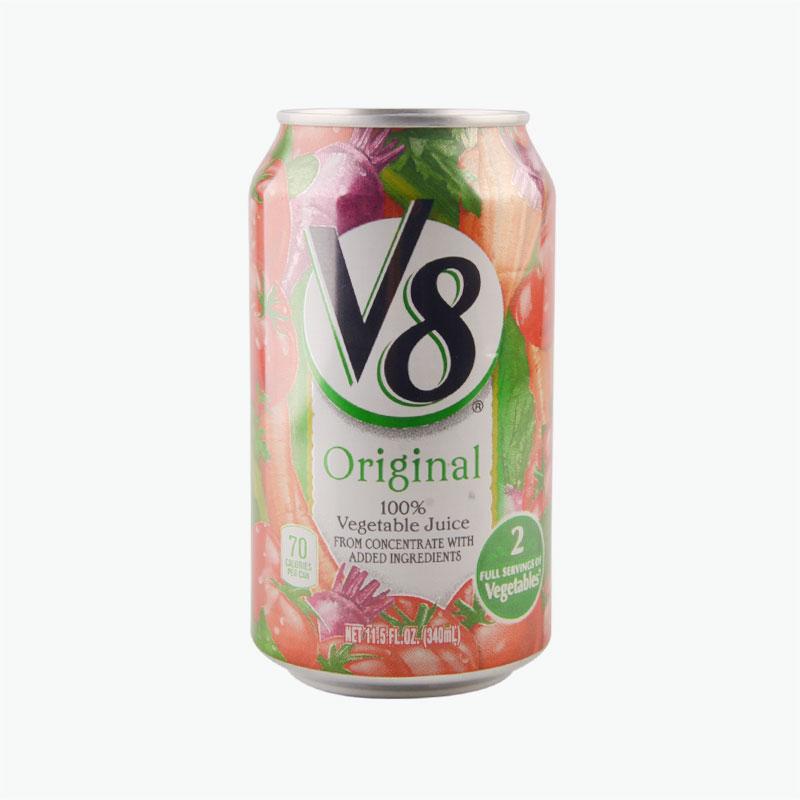 V8 Vegetable Juice,Original 340ml
