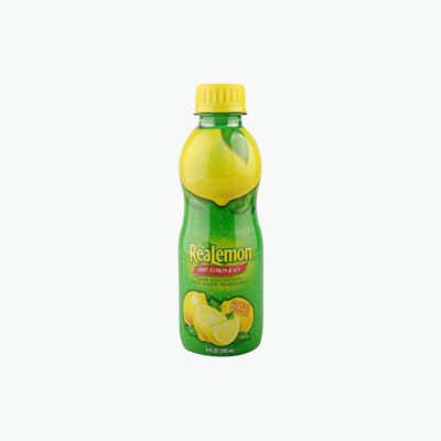 ReaLemon, 100% Lemon Juice from Concentrate 240ml