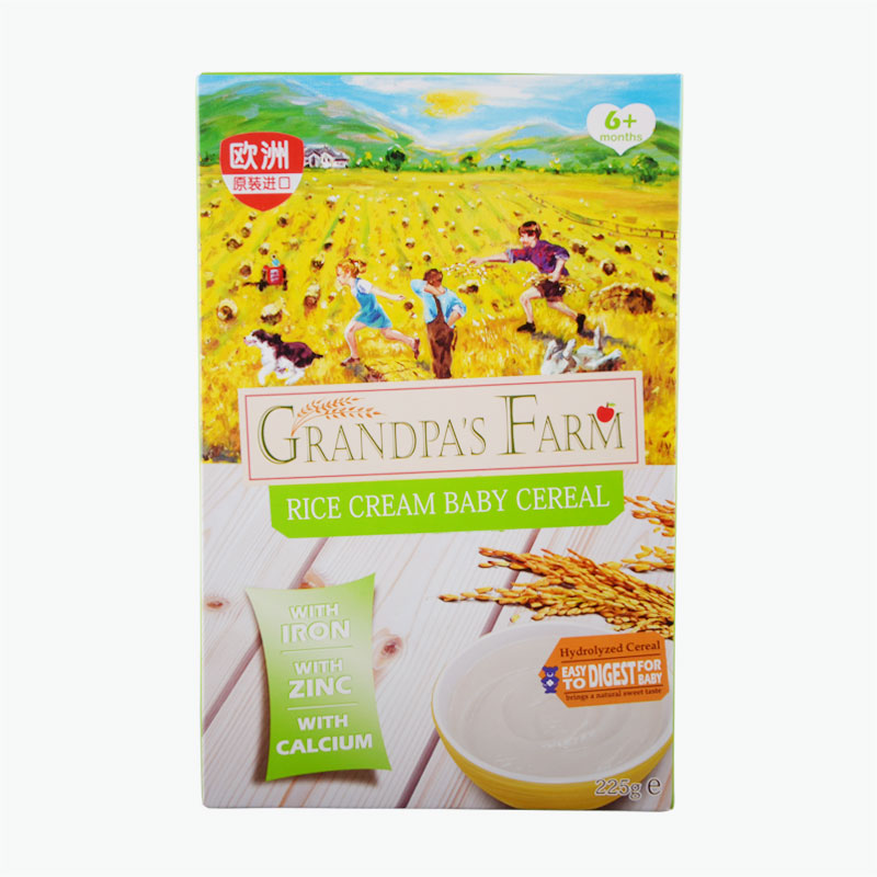 Grandfather's Farm Baby Rice Powder 225g