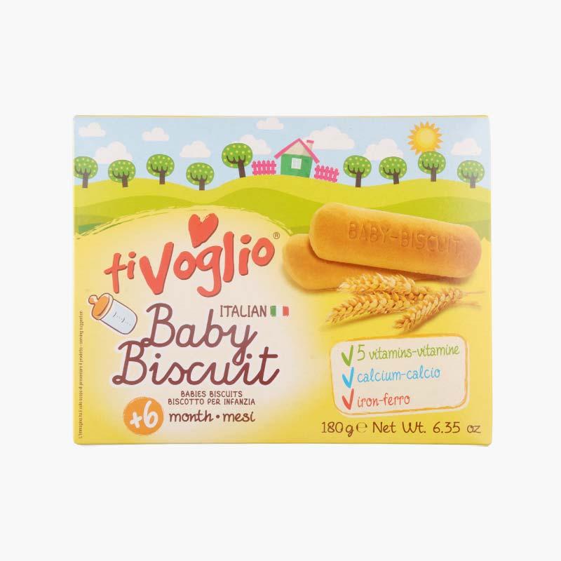 Ti Voglio Baby Biscuits 180g