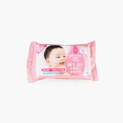 Johnson's, Extra-Soft Baby Wipes x10