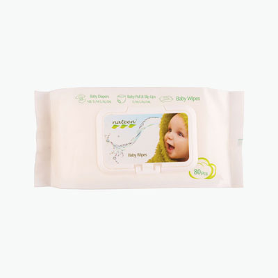 Nateen, Baby Wipes x80