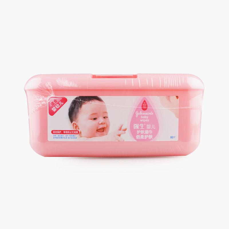 Johnson's, Extra-Soft Baby Wipes x80